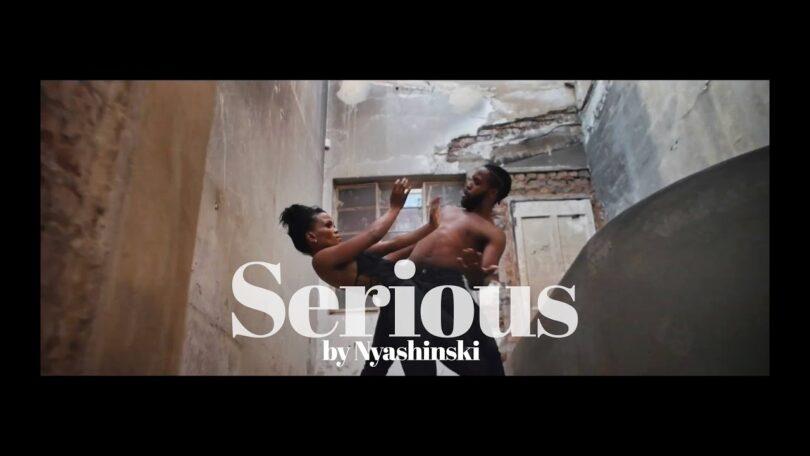 DOWNLOAD VIDEO Nyashinski – Serious