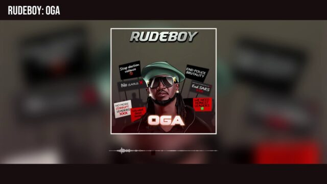 DOWNLOAD VIDEO Rudeboy - Oga