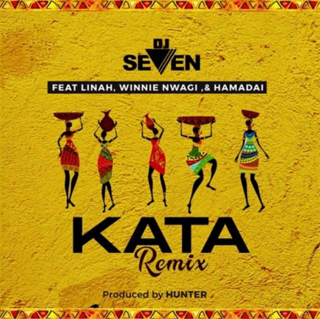 DOWNLOAD MP3 Dj seven Ft Linah, Winnie Nwagi & Hamadai – Kata Remix