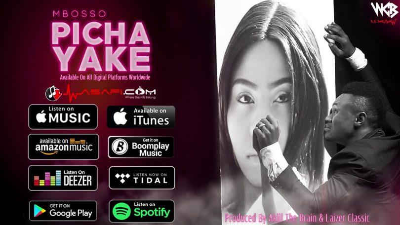 DOWNLOAD MP3 Mbosso – Picha yake