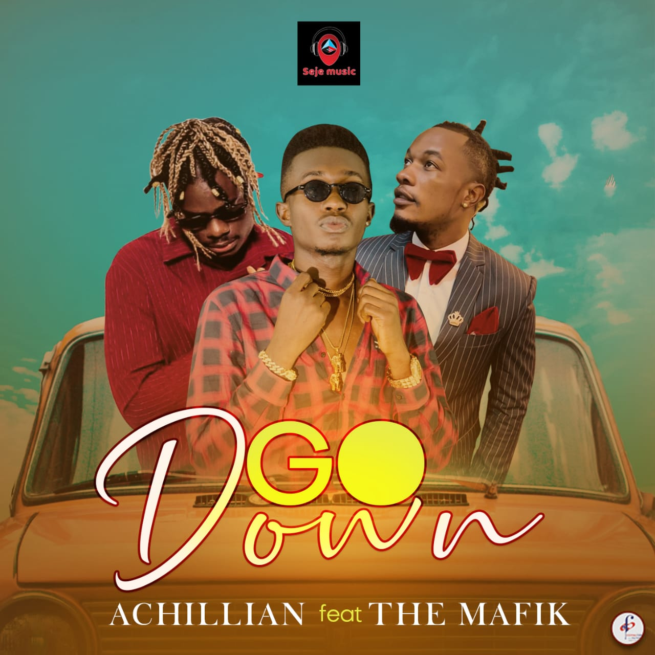 DOWNLOAD MP3 Achillian Ft The Mafik – Go Down