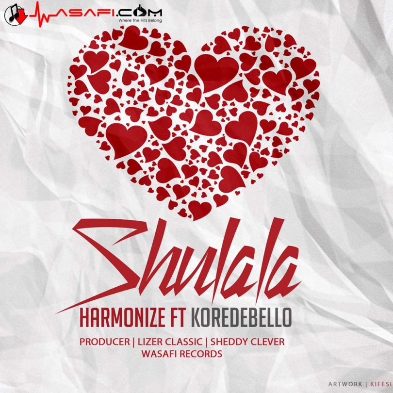 DOWNLOAD MP3 Harmonize Ft Korede Bello – Shulala