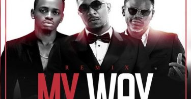 DOWNLOAD MP3 Stanley Enow Ft Diamond Platnumz & Ariel Sheney - My Way Remix