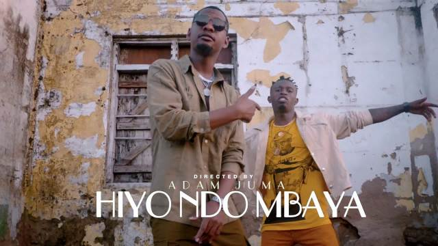 DOWNLOAD VIDEO Ben Pol X Tamimu - Hiyo Ndio Mbaya
