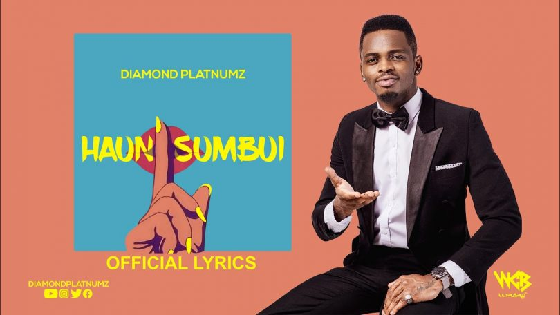 DOWNLOAD VIDEO Diamond Platnumz - Haunisumbui