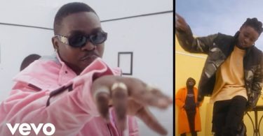 DOWNLOAD VIDEO Olamide ft Omah Lay - Infinity
