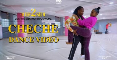 DOWNLOAD VIDEO Zuchu - Cheche Dance