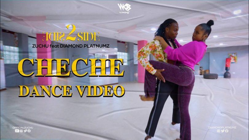 DOWNLOAD VIDEO Zuchu - Cheche Dance