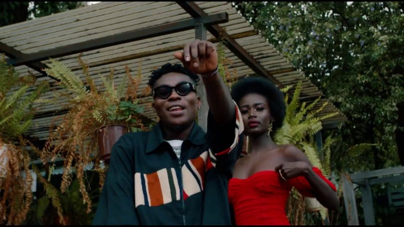 VIDEO DOWNLOAD Otile Brown ft Reekado Banks - Jamila