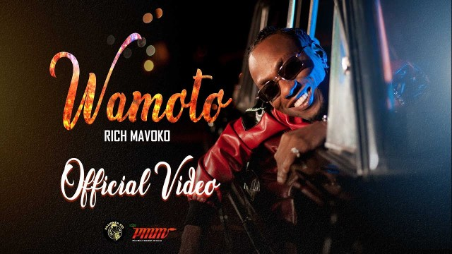 VIDEO DOWNLOAD Rich Mavoko – Wamoto