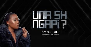 MP3 DOWNLOAD Amber Lulu - Unashingapi