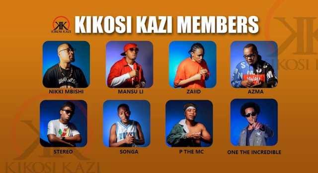 MP3 DOWNLOAD Kikosi kazi Ft Kita The Pro – Miss 2020