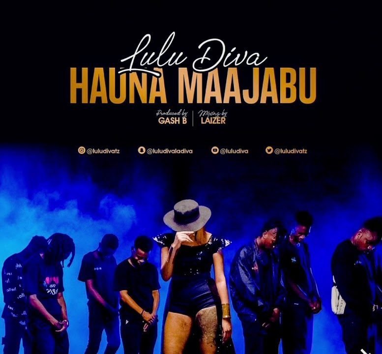 MP3 DOWNLOAD Lulu Diva - Hauna Maajabu