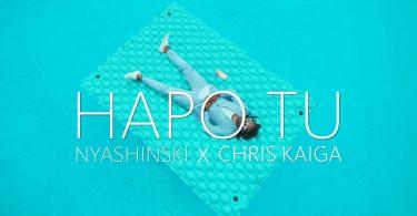 MP3 DOWNLOAD Nyashinski ft Chris Kaiga - Hapo Tu