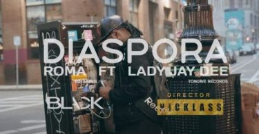 MP3 DOWNLOAD Roma Ft Lady Jay Dee - Diaspora