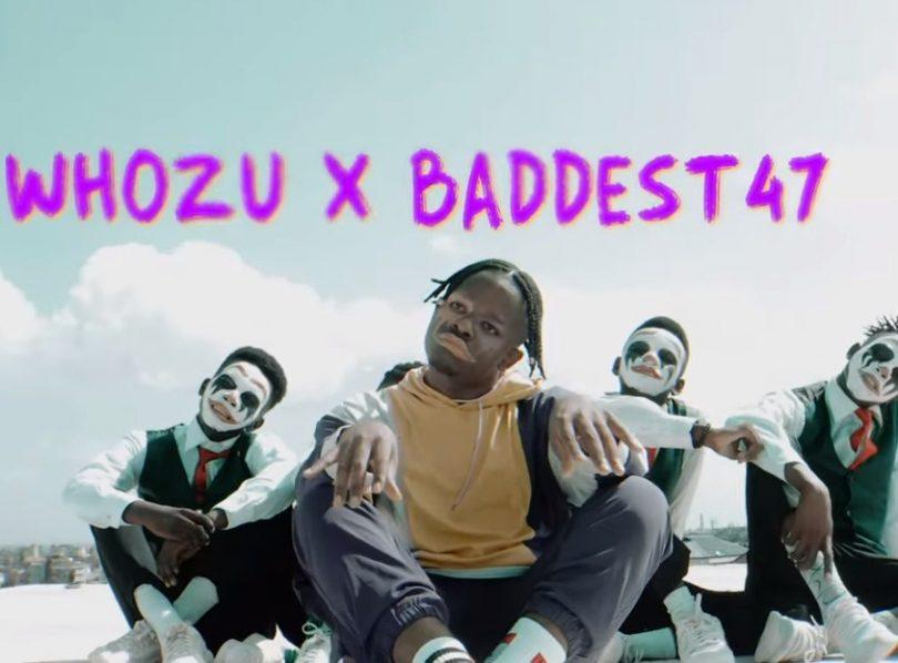 MP3 DOWNLOAD Whozu x Baddest 47 - Pwaah