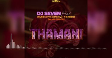 MP3 DOWNLOAD Young Lunya, Baraka Da Prince, Salmin Swaggz Ft Dj Seven - Thamani