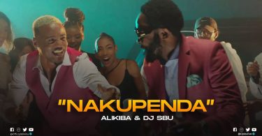 VIDEO DOWNLOAD Alikiba & Dj Sbu – Nakupenda