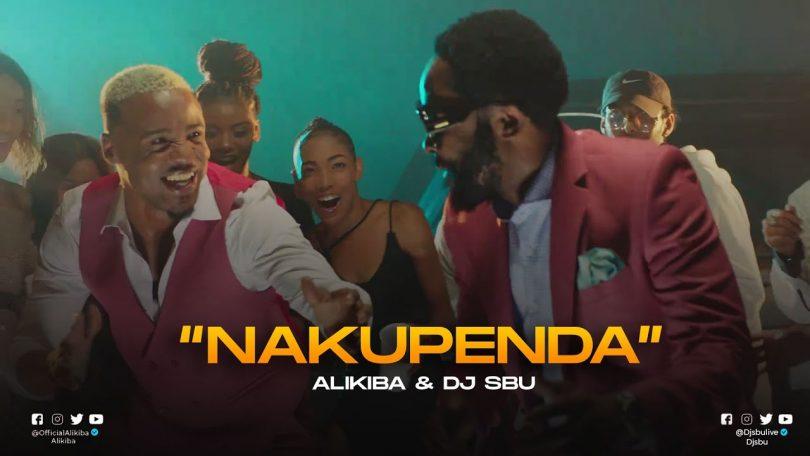 VIDEO DOWNLOAD Alikiba & Dj Sbu – Nakupenda