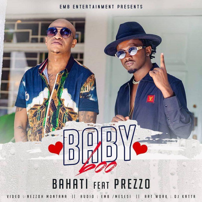 MP3 DOWNLOAD Bahati & Prezzo - Baby Boo