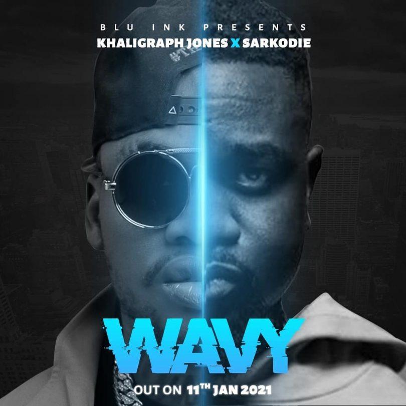 MP3 DOWNLOAD Khaligraph Jones X Sarkodie - Wavy
