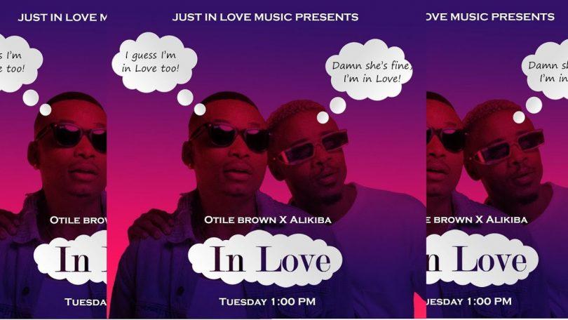 MP3 DOWNLOAD Otile Brown X Alikiba - In Love
