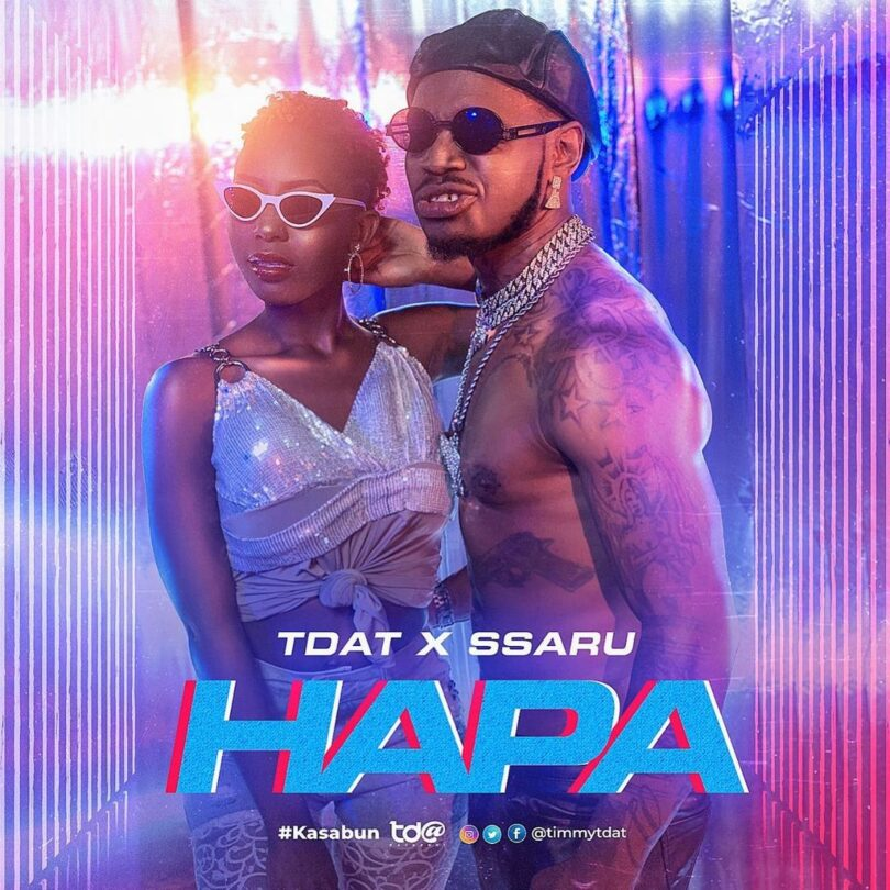 MP3 DOWNLOAD Timmy Tdat Ft Ssaru – Hapa