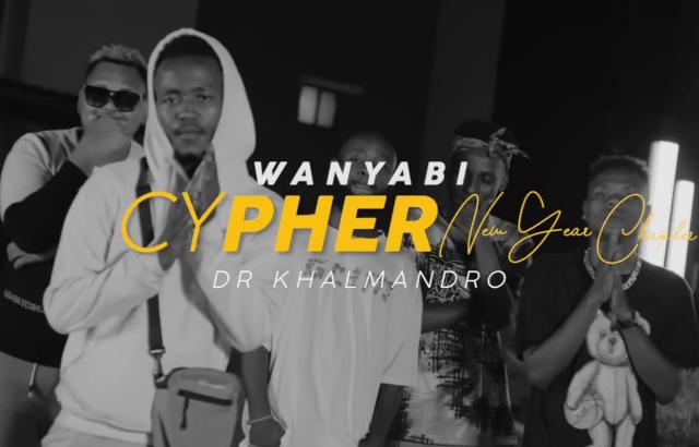 MP3 DOWNLOAD Wanyabi Cypher Ft Boshoo - New Year Chapter 3