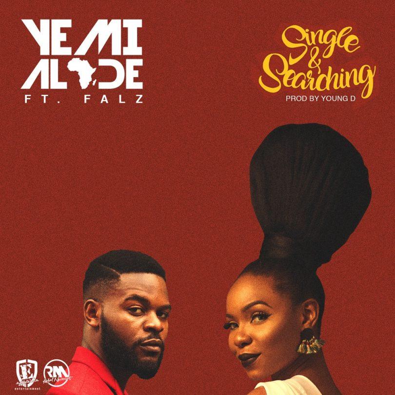 MP3 DOWNLOAD Yemi Alade - Single & Searching