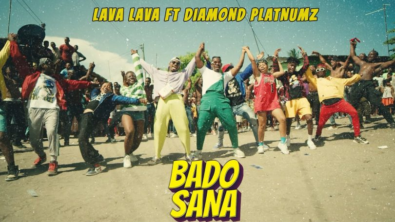 VIDEO Lava Lava Ft Diamond Platnumz – Bado Sana MP4 DOWNLOAD