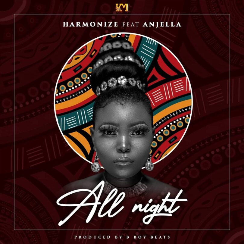MP3 DOWNLOAD Harmonize Ft Anjella – All Night