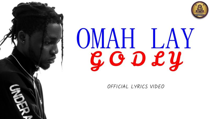 MP3 DOWNLOAD Omah Lay - Godly