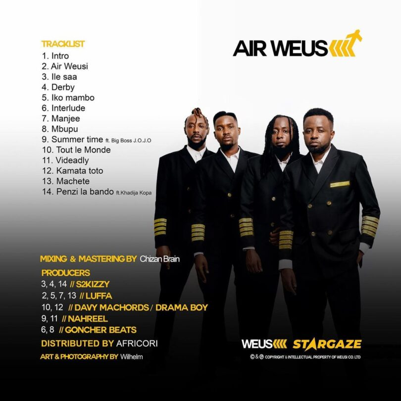 MP3 DOWNLOAD Weusi - Intro