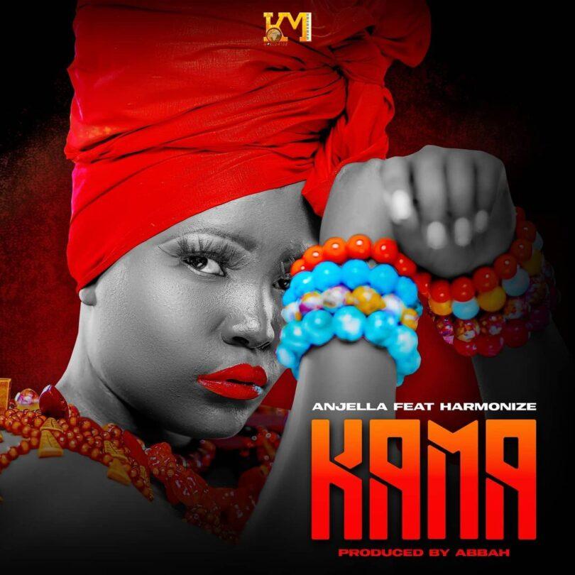 MP3 DOWNLOAD Anjella Ft Harmonize – Kama