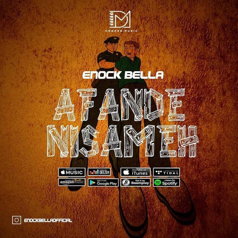 MP3 DOWNLOAD Enock Bella – Afande Nisamehe