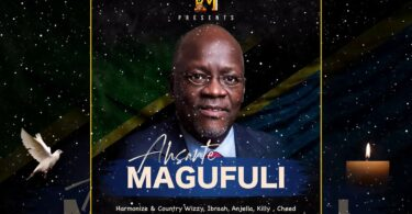 MP3 DOWNLOAD Konde Music Artists - Asante Magufuli