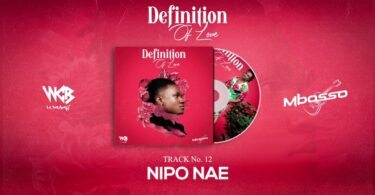 MP3 DOWNLOAD Mbosso – Nipo Nae