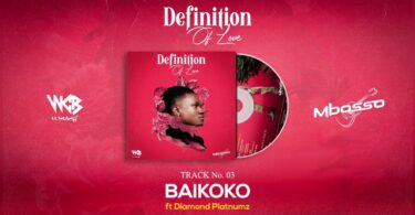 MP3 DOWNLOAD Mbosso Ft Diamond Platnumz – Baikoko