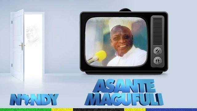 MP3 DOWNLOAD Nandy – Ahsante Magufuli