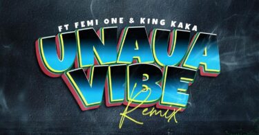MP3 DOWNLOAD Rapcha Ft Femi One & King Kaka - Unaua Vibe Remix