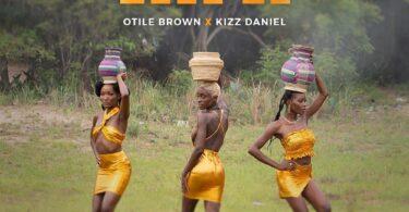 MP3 DOWNLOAD Otile Brown X Kizz Daniel - Baby Go