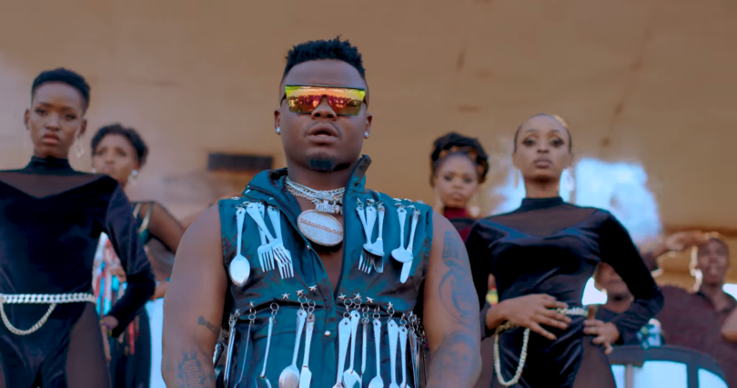 VIDEO Harmonize – Attitude Ft Awilo Longomba, H baba MP4 DOWNLOAD