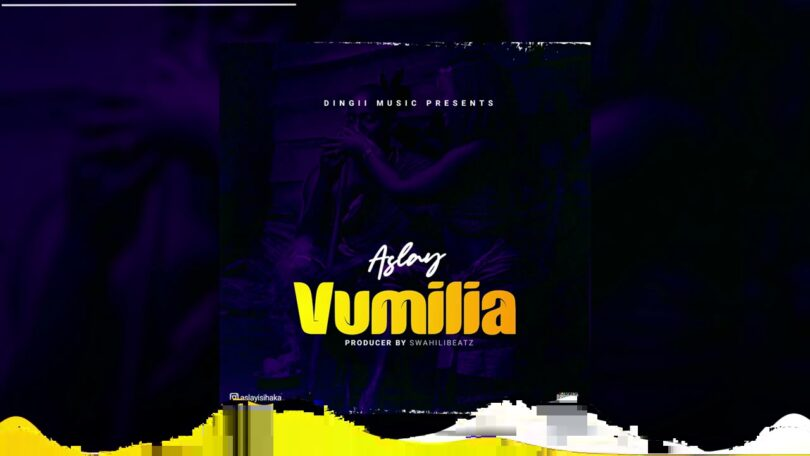 MP3 DOWNLOAD Aslay - Vumilia
