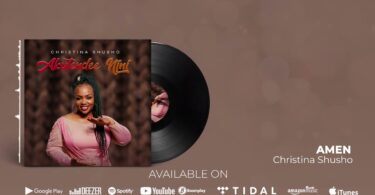 MP3 DOWNLOAD Christina Shusho - Amen