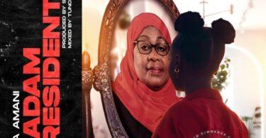 MP3 DOWNLOAD Frida Amani – Madam President