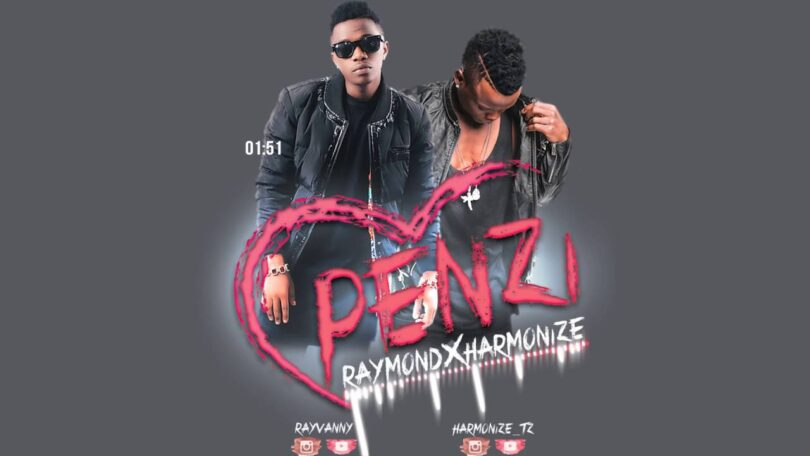 MP3 DOWNLOAD Harmonize Ft Rayvanny - Penzi