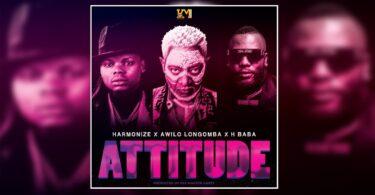 MP3 DOWNLOAD Harmonize ft Awilo Longomba & H baba - Attitude