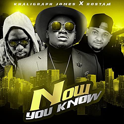 MP3 DOWNLOAD Khaligraph Jones X Rostam – Now You Know