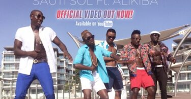 MP3 DOWNLOAD Sauti Sol Ft Alikiba - Unconditionally Bae