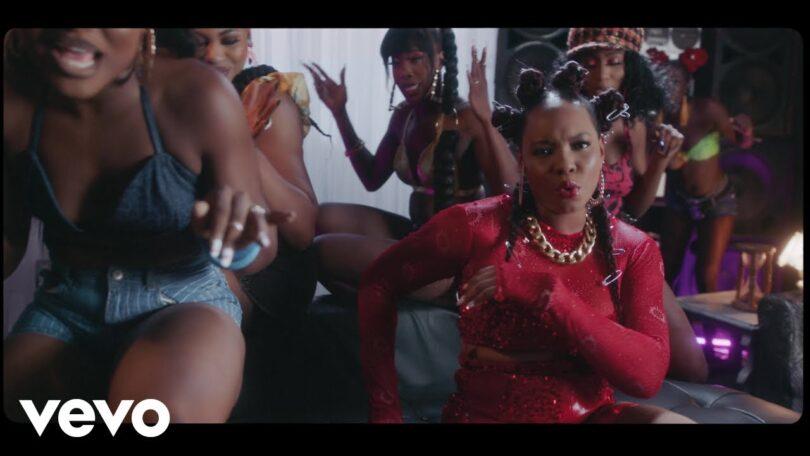 MP4 DOWNLOAD Yemi Alade ft Patoranking – Temptation